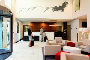 Lobby Hotel Ramada